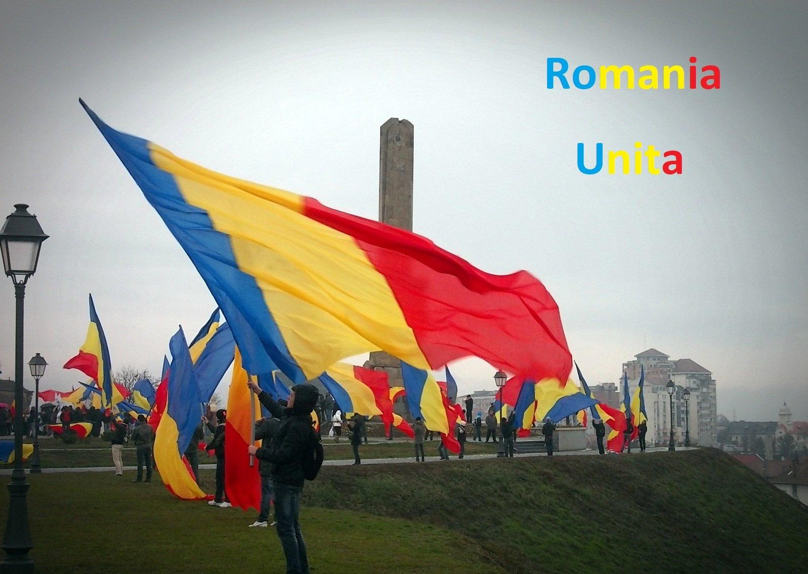 Comunitatea Romanilor de Pretutindeni - Romania Unita