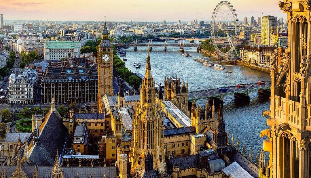 Romani in Anglia UK Londra